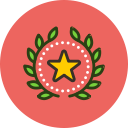 1475624631_028_005_achievement_badge_wreath_award_star_favorite_top_high_rank_rating_review